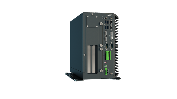 VCO-6022 Machine Vision Computer with 6th/7th Gen Intel® Core™ Processors, 2x Expansion Slots