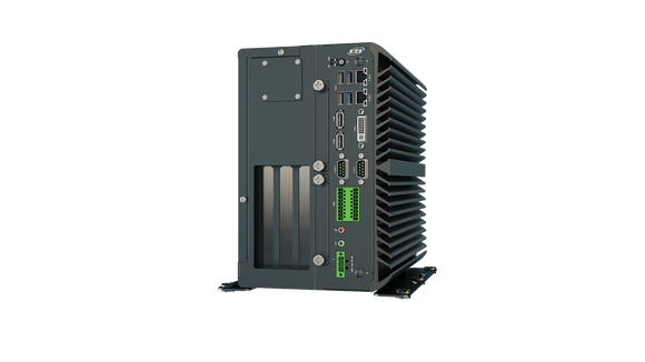 VCO-6033 Machine Vision Computer with 6th/7th Gen Intel® Core™ Processor, 3x Expansion Slots