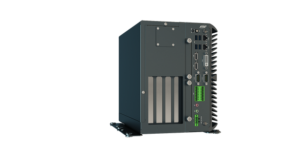VCO-6044 Machine Vision Computer with 6th/7th Gen Intel® Core™ Processor, 4x Expansion Slots
