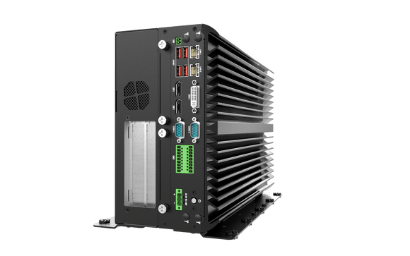 VCO-6122 Machine Vision Computer with 9th Gen Intel® Core™ CFL-R S Processor, 2x Expansion Slots