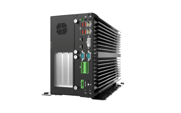 VCO-6133 Machine Vision Computer with 9th Gen Intel® Core™ CFL-R S Processor, 3x Expansion Slots