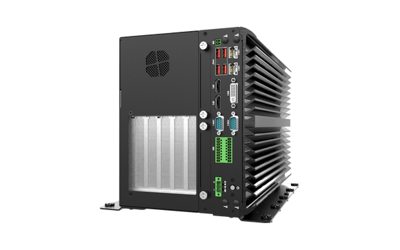 VCO-6155 Machine Vision Computer with 9th Gen Intel® Core™ CFL-R S Processor, 5x Expansion Slots