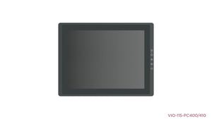 "VIO-115-PC400 15"" 4:3 IP65 Industrial Touchscreen Computer"