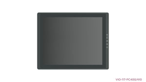 "VIO-117-PC400 17"" 4:3 IP65 Industrial Touchscreen Computer"