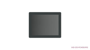 "VIO-212-PC400 12.1"" 4:3 IP65 Industrial Touchscreen Computer with 7th Gen Intel® Core™"