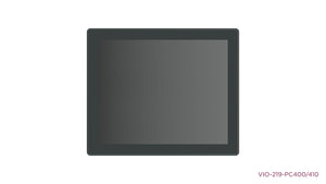 "VIO-219-PC400 19"" 4:3 IP65 Industrial Touchscreen Computer"