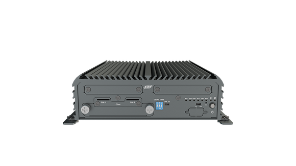 RCO-3200 Rugged Edge Computer with Intel® Pentium® Processor N4200, 2x LAN