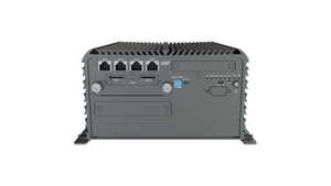 RCO-3222XX-4X Advanced Fanless System with Intel® Pentium® Processor N4200, 6x LAN Or 2x LAN & 4x PoE with 2x PCIe/PCI Expansion