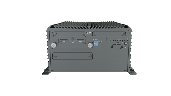 RCO-3222 Rugged Edge Computer with Intel® Pentium® Processor N4200, 2x LAN, 2x PCIe/PCI Expansion