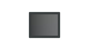 "VIO-219-PC300 19"" 4:3 IP65 Industrial Touchscreen Computer"