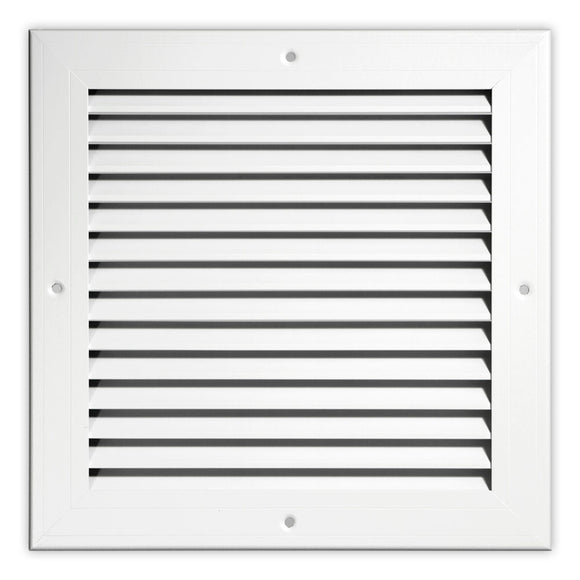 915 - Fixed 45° Blade Grille (blades parallel to longest dimension)