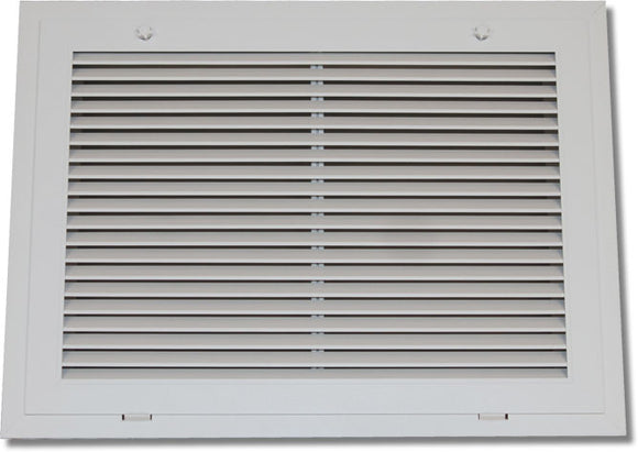Fixed Bar Filter Grille 915FG-8X8