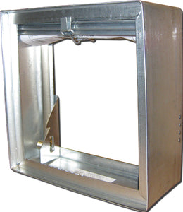"4 1/4"" Horizontal/Vertical Mount Fire Damper 2602-12X4"