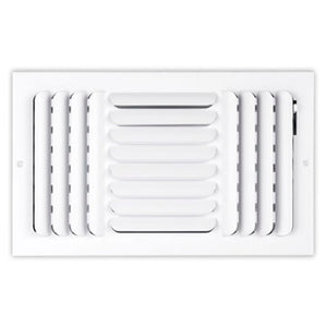 200 Series Curved Blade Diffuser - 10 x 06