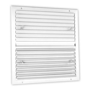 High-Velocity Multi-Louver Flush Diffuser 450-22X22