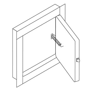 Fire Rated Wall and Ceiling Access Door - 6900 Series