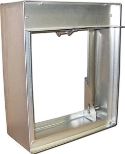 "4"" Horizontal/Vertical Mount Fire Damper 2634-10X6"