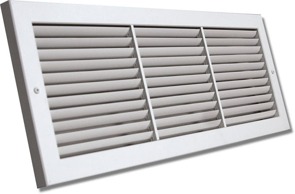 Baseboard Return Air Grille 1100-28X6