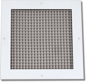 Lattice Return Air Grille 600PTFG-1X2