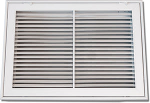 Fixed Bar Blade Filter Grille 935FG-14X16