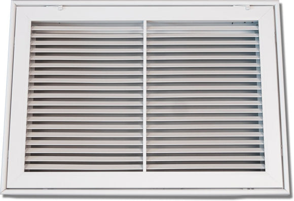 Fixed Bar Blade Filter Grille 935FG-18X18