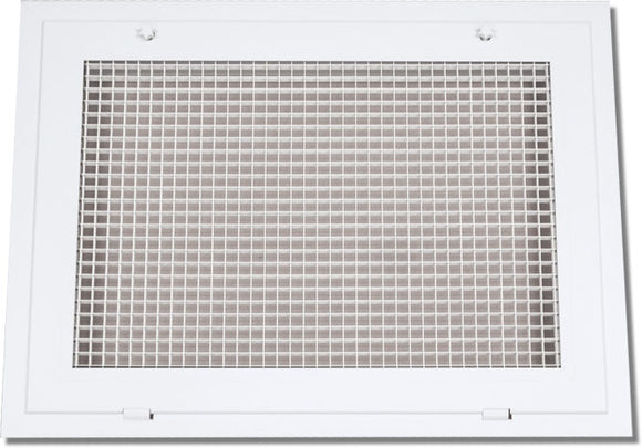 Aluminum Lattice Filter Grille 600FG-12X8