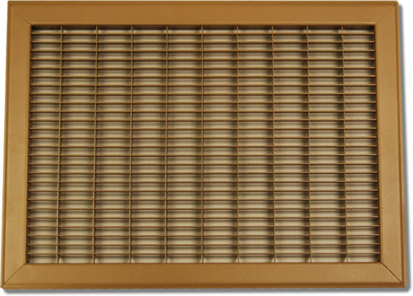 Welded Reinforced Heavy Duty Floor Grille 1600-R-22X30