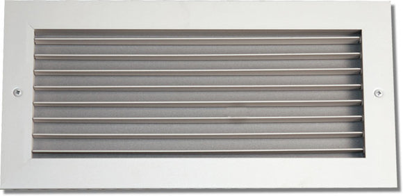 Steel Blade Single Deflection Diffuser 931-6X6