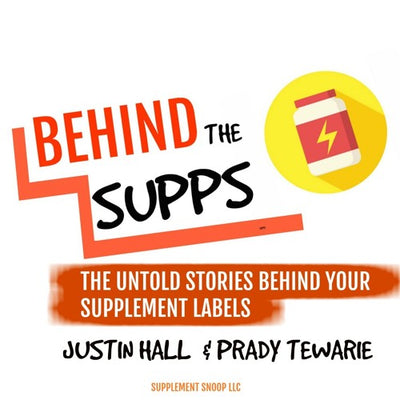 "Erik Tremblay of Cat5 on the ""Behind The Supps"" Podcast"