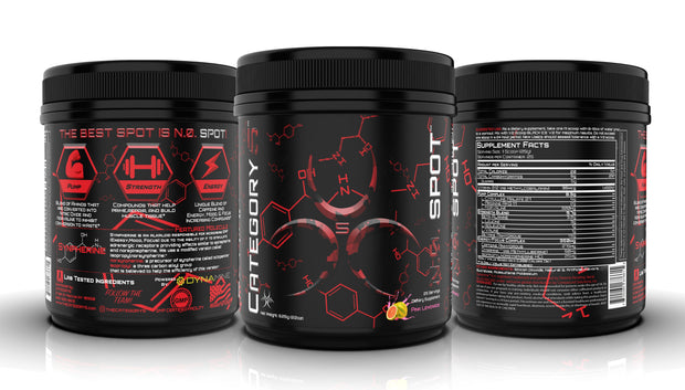 N.O. Spot V3: All-In-One Nootropic Pre-Workout Supplement Category5