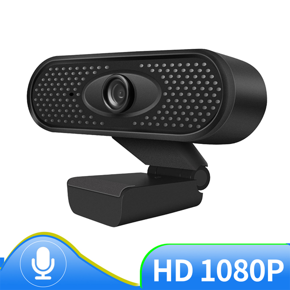 Flexible USB Webcam HD/1080P/PC Web Camera With Microphone Web Cam USB Camera for Computer Webcamera Full HD Video
