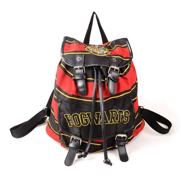 Harry Potter Backpack Men Women Knapsack