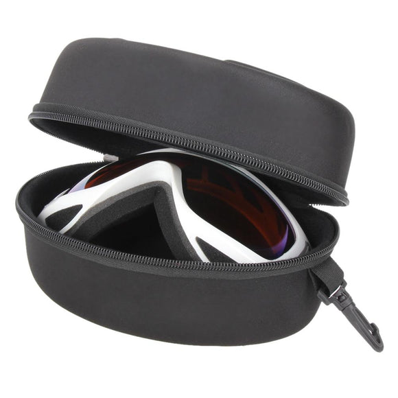Portable EVA Ski Goggle Glasses Protector Case(Without Goggles) - Ace198