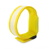 Fiber Optic Luminous Cloth Arm Band - Ace198