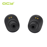 QCY Q29 Business Earphones Wireless Bluetooth Earphone 3D Stereo Headsets with Microphone - Ace198
