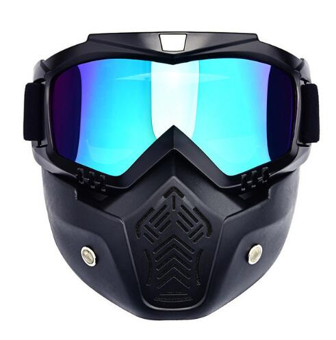 Men Ski Snowboard Mask Winter Ski Snowmobile Goggles Windproof Skiing Glasses Motorcycle Cycling Sunglasses - Ace198