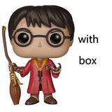 Movie Harry Potter Sorting hat Characters 10cm Vinyl Doll Figure Collection Model Toys