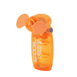 Mini Portable Pocket Fan Cool Air Hand Held Travel Battery Powered Blower Electric Cooler - Ace198