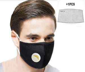 Anti Pollution PM2.5 Mouth Mask Dust Respirator - Ace198