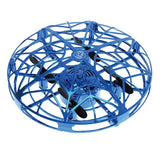 Anti-collision Hand UFO Ball Flying Aircraft RC Toys Gravity Defying Hand-Controlled Suspension drone UFO Helicopter Toy - Ace198