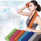 Rapid Cooling Sports Towel Microfiber Fabric Quick-Dry Ice Towels Fitness Yoga Climbing Exercise Outdoor Towel - Ace198