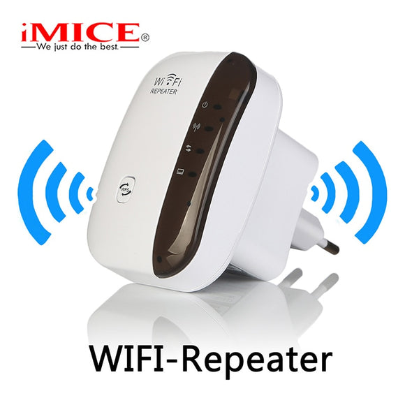 Wireless WiFi Repeater Wifi Extender 300Mbps Wi-Fi Amplifier 802.11N/B/G Booster Repetidor Wi fi Reapeter Access Point - Ace198