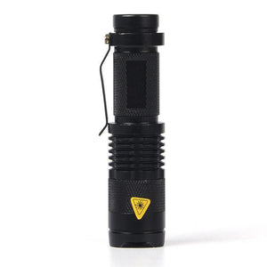 2000LM Military Tactical Flashlight Torch - Ace198
