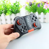MOCUTE 050 VR Game Pad Android Joystick Bluetooth Controller Selfie Remote Control Shutter Gamepad for PC Smart Phone + Holder - Ace198