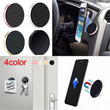 Car Phone Holder Magnetic Air Vent Mount Mobile Smartphone Stand Magnet Support Cell - Ace198
