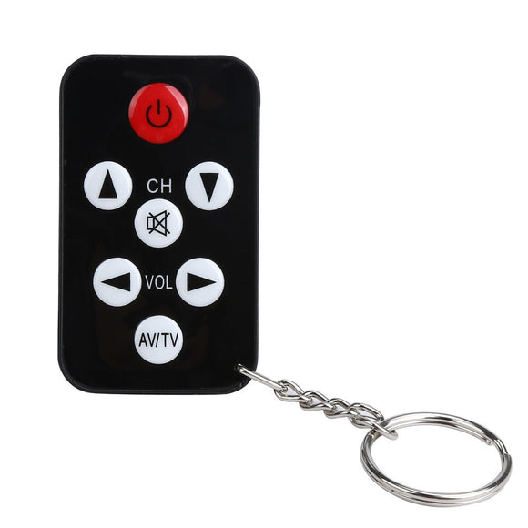 TV Mini Keychain Universal Remote Control for Sony Panasonic Toshiba LO Television Controller Hot Sale - Ace198