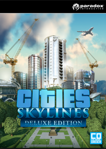 Cities: Skylines (Digital Deluxe Edition) - Ace198