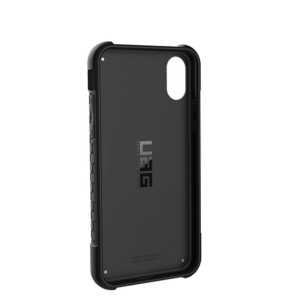 Military Drop Tested UAG Monarch Robust Leather Armor Slim Back Case Cover for Apple iPhone X