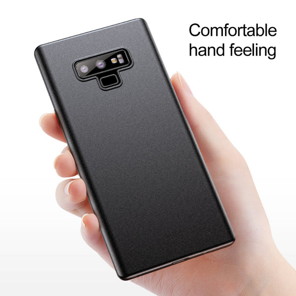 Premium Feather Series Paper Thin 0.2mm Protection Case for Samsung Glaxy Note 9 - Black