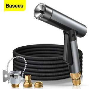 Baseus® Car Wash Gun Water Spray Nozzle with Cleaning Kit